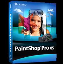 Free Download PaintShop Pro X5 with Keygen Full version