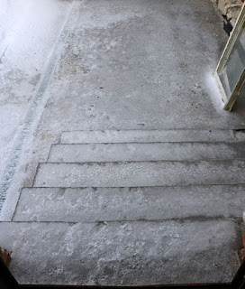 I've not yet risked these steps