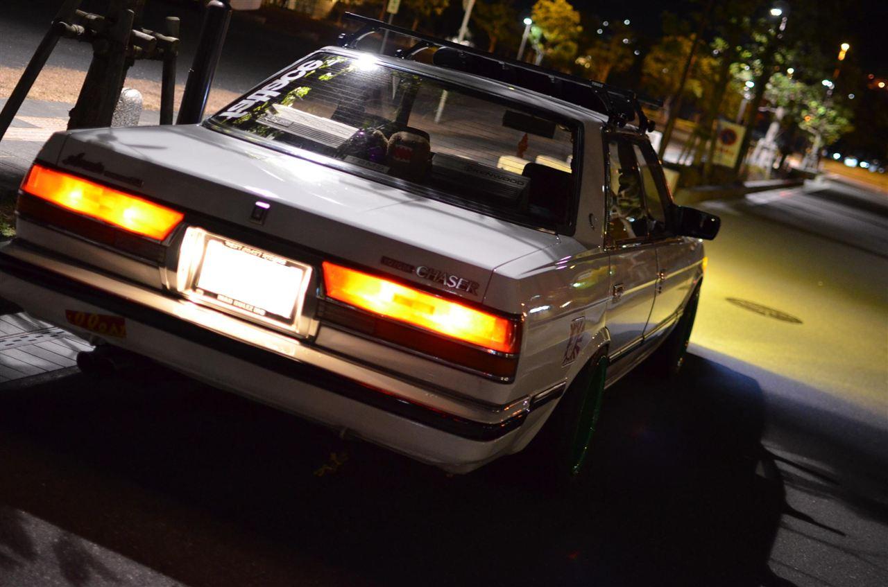 Toyota Chaser X70, mało znane klasyki, stare auta, samochody z dawnych lat, oldschool, RWD, JDM