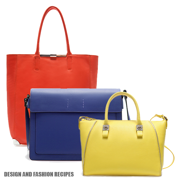 Zara handbag SS2013 on Design and fashion recipes