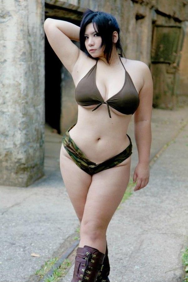Very Hot Asian Girl In Bikini Iphone Wallpaper