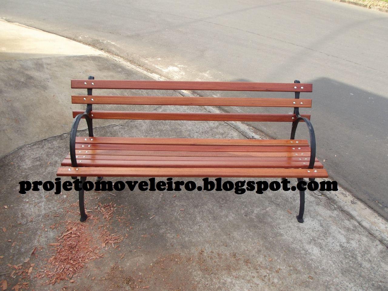 banco de jardim medidas : banco de jardim medidas:Trabalho realizado para prefeitura de Iperó/SP