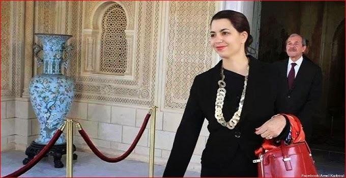 Amel Karboul ministre du tourisme tunisien