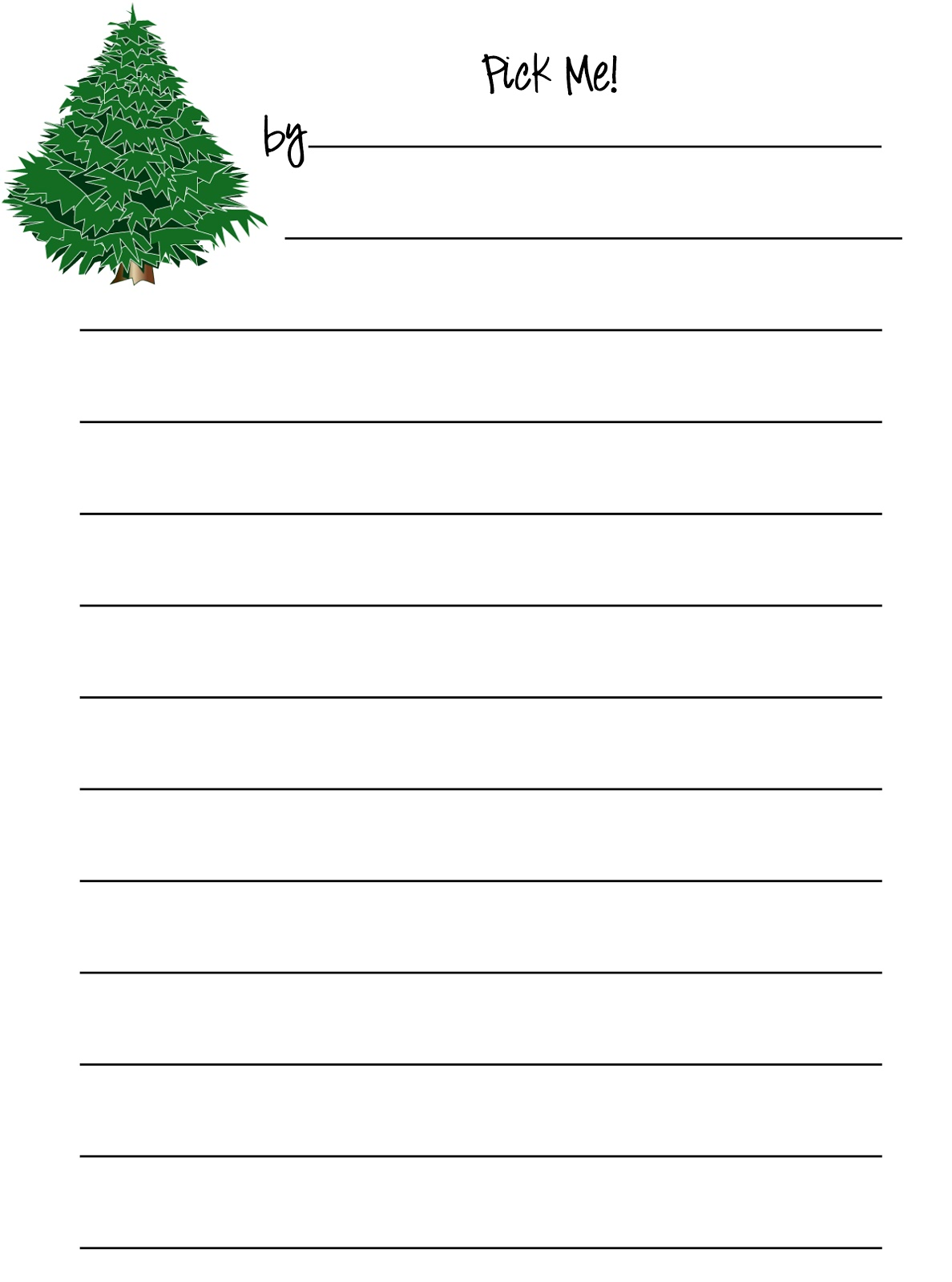 Christmas Writing Paper With Decorative Borders   HD Walls   Find ...
