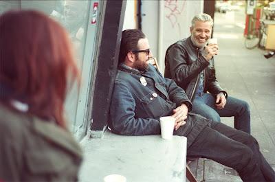 Michael Schmidt Photography Biker Fashion Jackets Denim