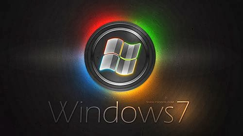 Making a Colorful Windows 7 Wallpaper