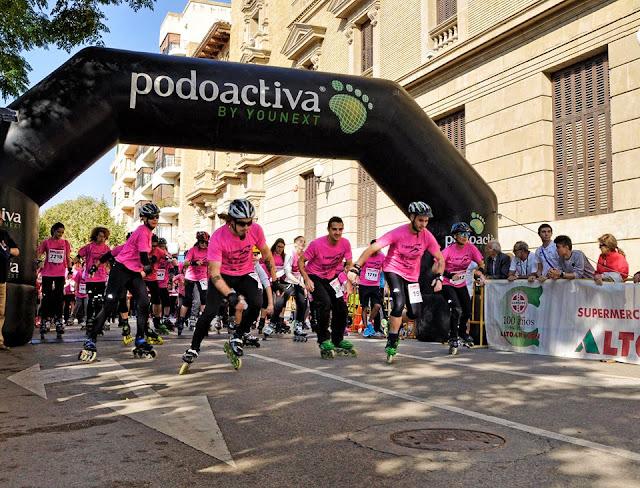 II carrera Huesca contra el cancer