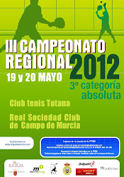 III CAMPEONATO REGIONAL 3ª