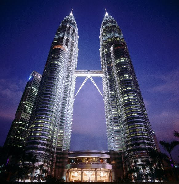 吉隆坡-双峰塔