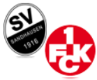 SV Sandhausen - FC Kaiserslautern