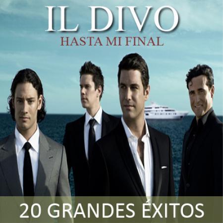 Adrixump3z 2 il divo hasta mi final grandes exitos for Il divo cd