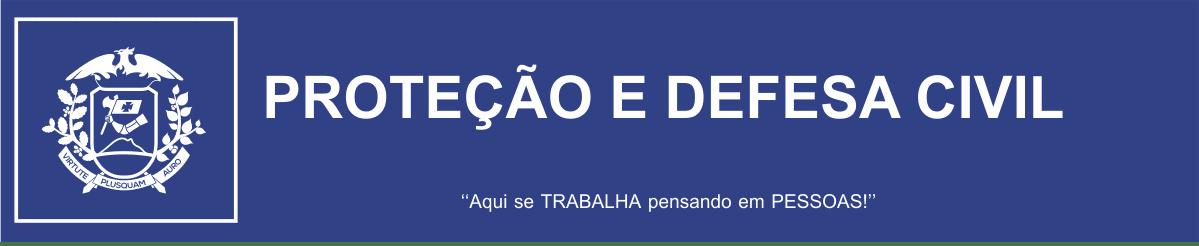 DEFESA CIVIL MATO GROSSO