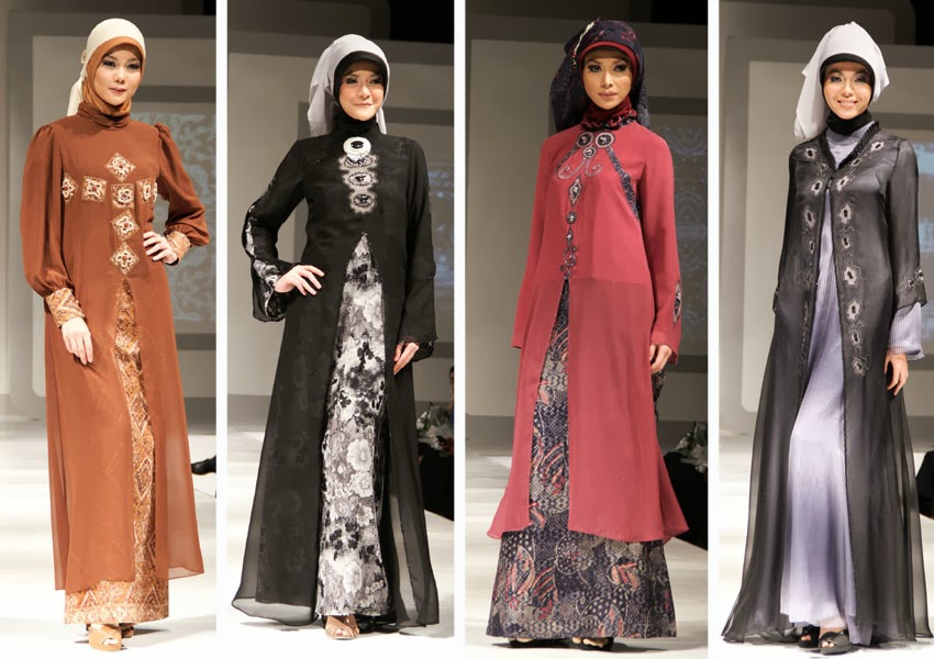 Gudang Kad Kahwin : Gambar Baju Muslimah Terkini