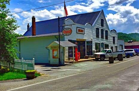 Mast General Store in Valle Crucis, N.C established in 1883