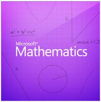 Microsoft Mathematics 4.0 1