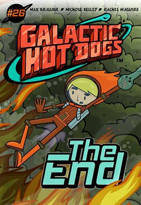 Galactic Hot Dogs - Chapter 26 - The End
