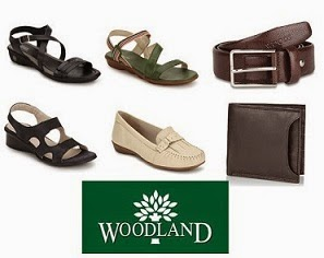 Flat 32% Extra Off on Women's Woodland Footwear and Men's Belts & Wallets @ Jabong