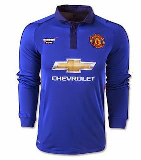 gambar jersey manchester united third lengan panjang, baju bola mu 3rd terbaru, muaim 2014/2015, ready stock, kualitas grade ori, jaket, kids, ladies, enkosa.com