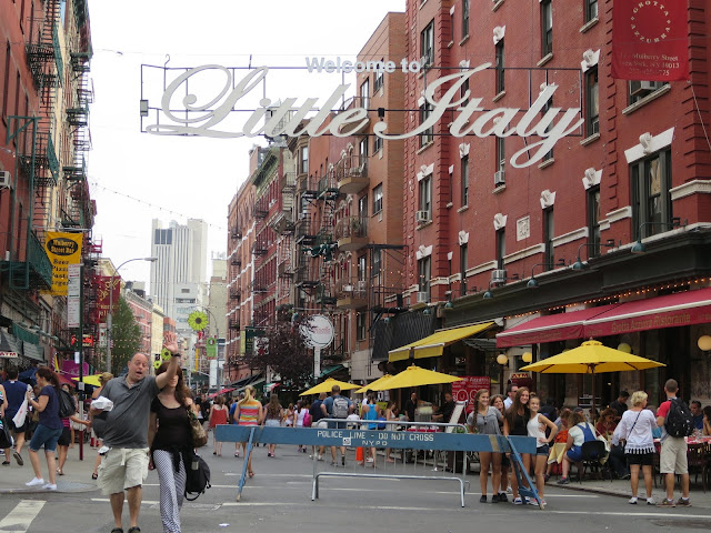little italy, new york, new york city, manhattan
