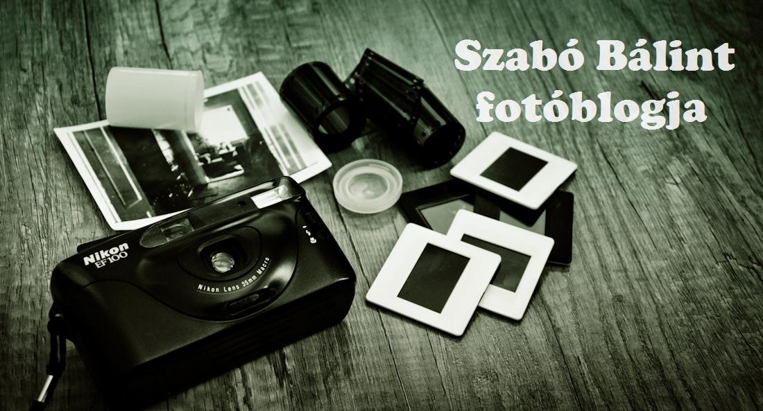 Szabó Bálint fotóblogja