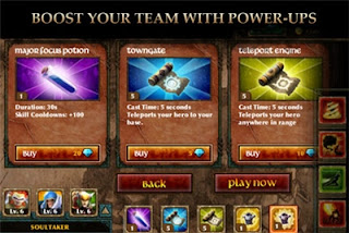 Download Game Android Terbaik Legendary Heroes