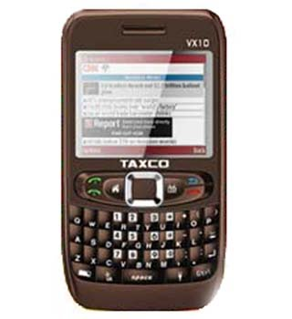 Full Features QWERTY Cheap Mobile TV Taxco VX10   Mobile Exchange