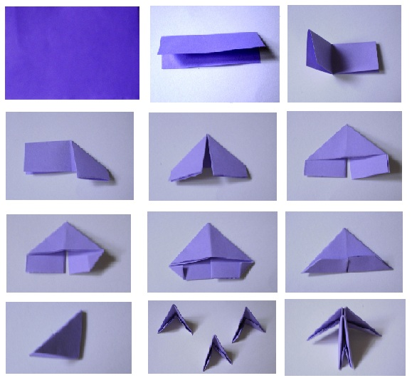 Origami Angry Birds Diagrams http://destinychildosheen.blogspot.com/2011/07/3d-origamiangry-bird-tutorial.html