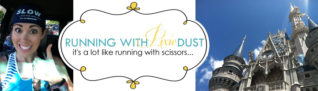 Running with Pixie Dust
