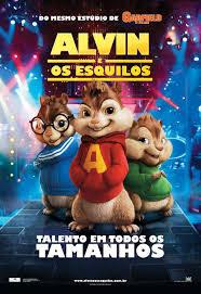 Alvin e os Esquilos: 1