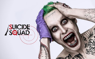suicide squad 2016 movie Joker Wallpaper