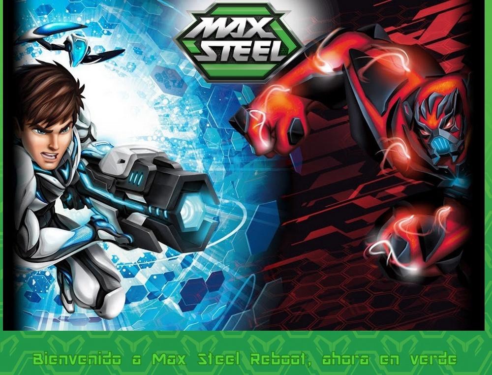 Max Steel Reboot