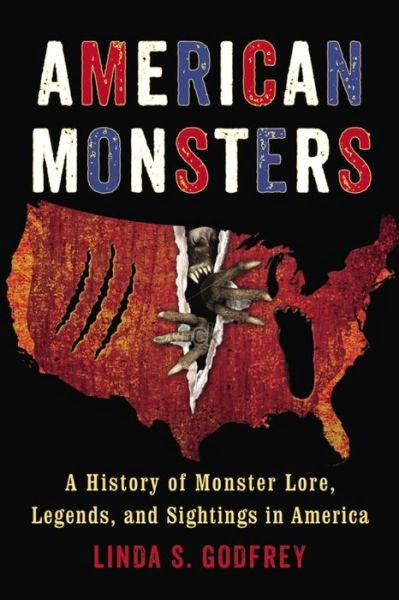 American Monsters Book