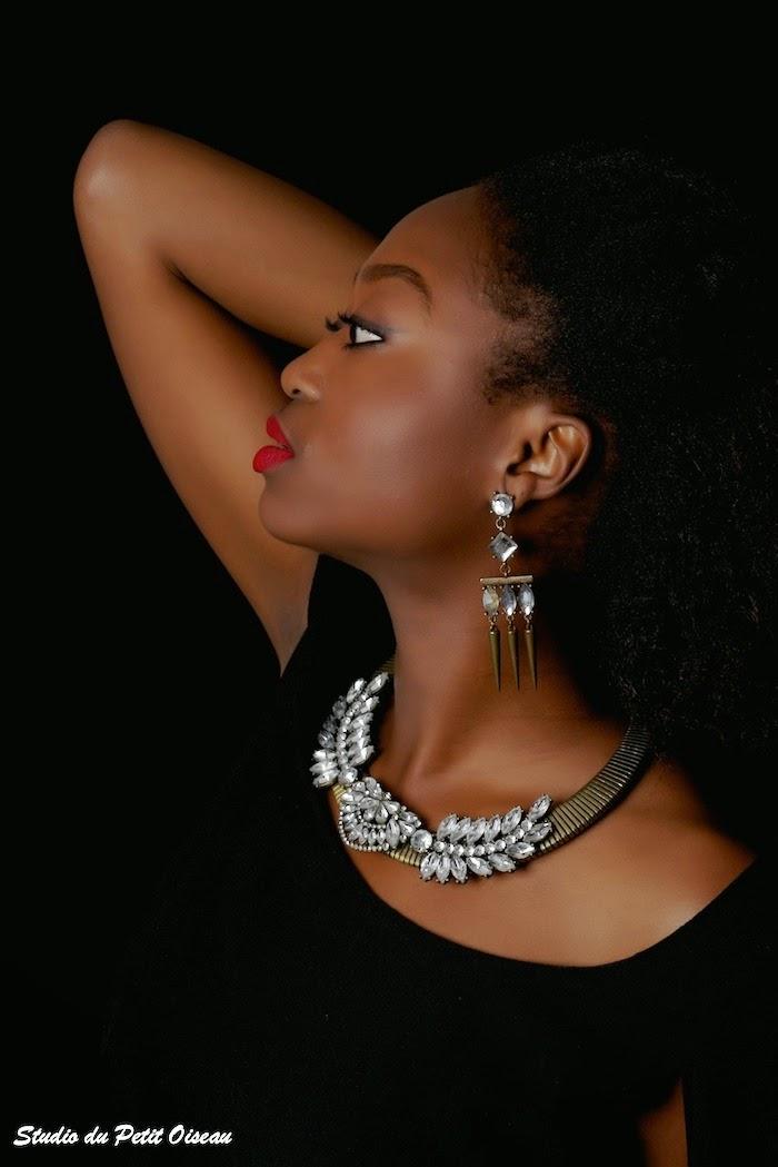 black dress, nastygal dress, spring, how to, mango necklace, mango earring, mac lipstick, red lipstick, mac mat lipstick