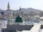 Masjid Nabawi Al_Munawarah