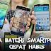 Punca Bateri Smartphone Cepat Habis