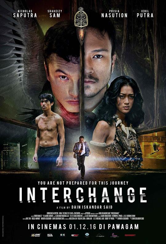 (KINI DI PAWAGAM) 1 DISEMBER 2016 - INTERCHANGE ( MALAY)