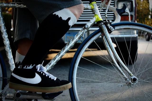 Chivas Stylish Knee-High Socks