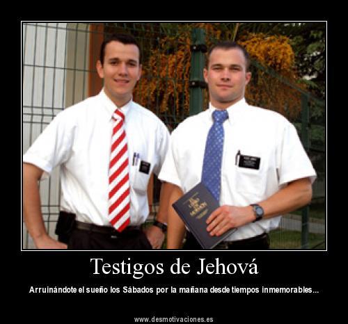 Matrimonio Catolico Y Testigo De Jehova : Unas palabras a favor de los testigos jehová maciel