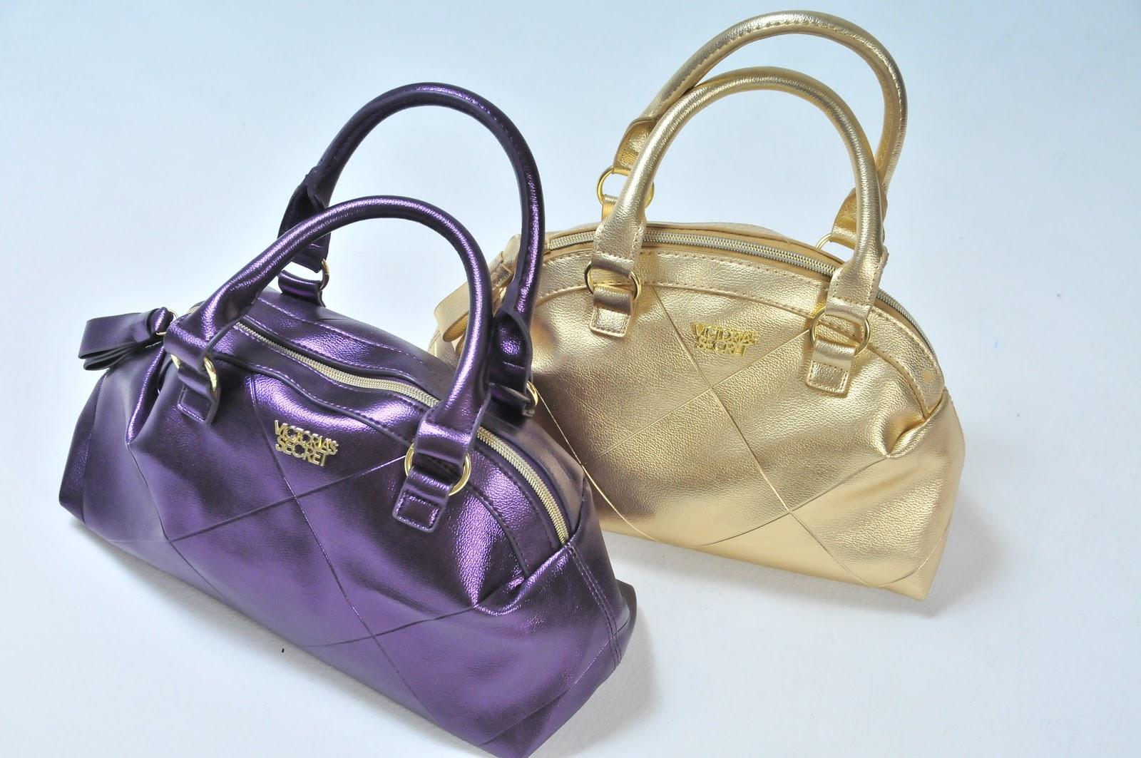 Bolsa De Mão Victoria Secrets Dourada : Multimarcas bsb bolsas sacolas carteiras femininas e