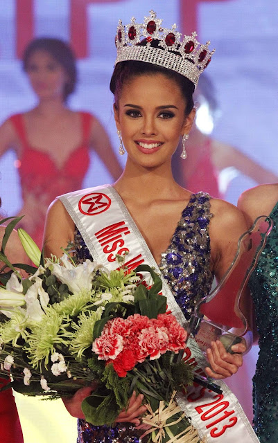Miss World Philippines 2013 winner Megan Lynne Young