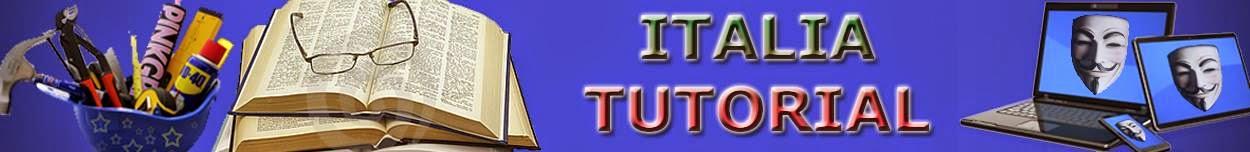 ITALIA TUTORIAL