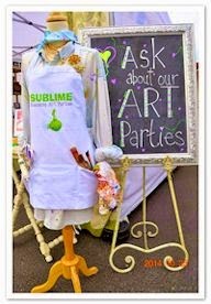 Host an Art Party