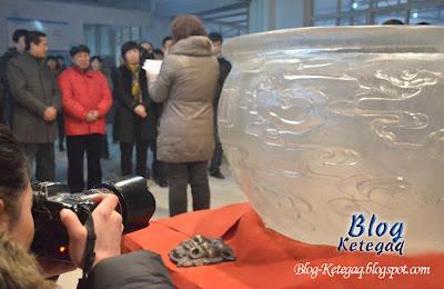 Mangkuk kaca terbesar di dunia