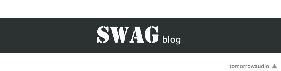 <center>SWAG blog</center>