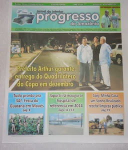 JORNAL DO INTERIOR - O PROGRESSO