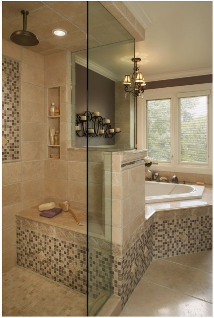 Tile bathroom ideas on interior design ideas traditional bathroom