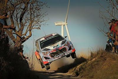 WRC RallyRACC Catalunya-Costa Daurada