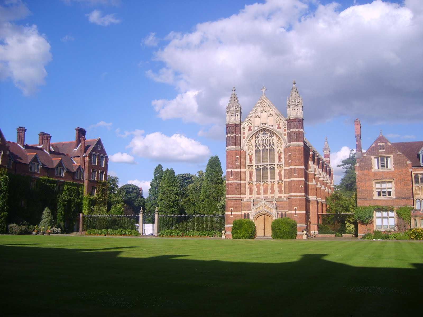 My Immortal Cambridge University America