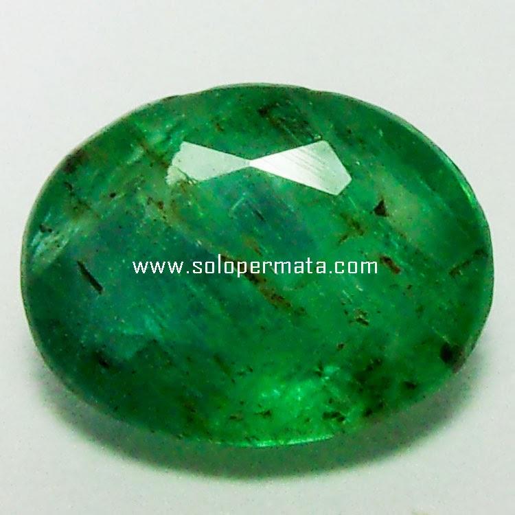 Batu Permata Zamrud Emerald Beryl - 30A02