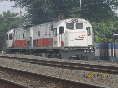 cc 201 series to jng depot from pasarsenen station